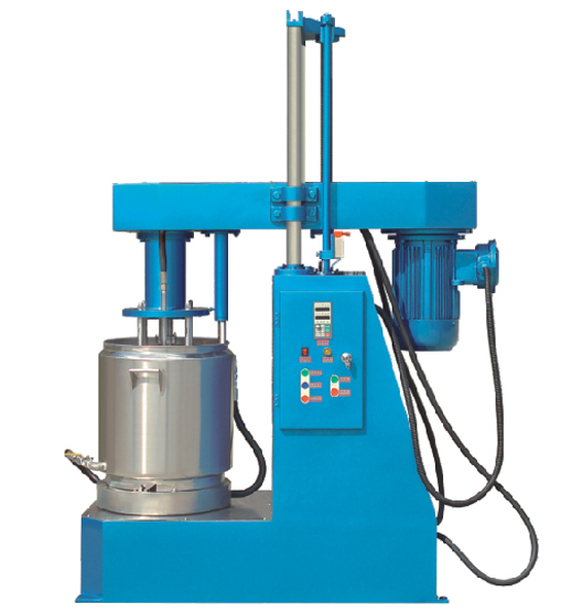 High speed dispersion machine, basket grinder, horizontal sand mill, vacuum mixer